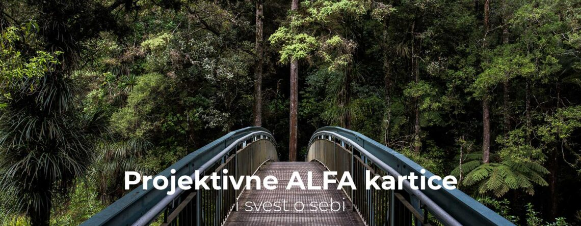 Projektivne ALFA kartice i svest o sebi