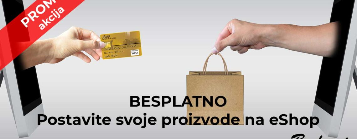 Postavite svoje proizvode na eShop Poliklinike Badawi