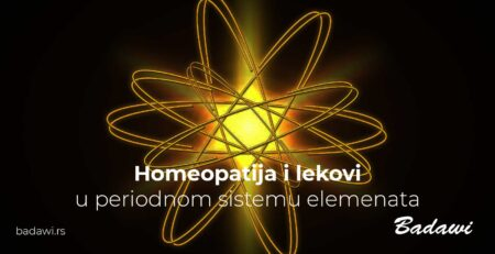 Homeopatija i lekovi u periodnom sistemu elemenat